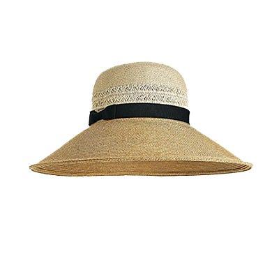 Women's Shannon Wide Brim Beach Hat UPF 50+